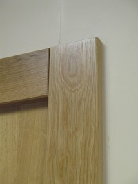 Mouldings designed and machined at our factory in Listillion, Letterkenny.